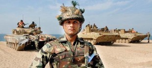 Indian Army Bharti test paper